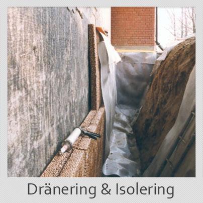 Dränering-&-Isolering