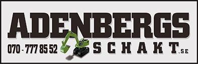 Adenbergs Schakt Logo